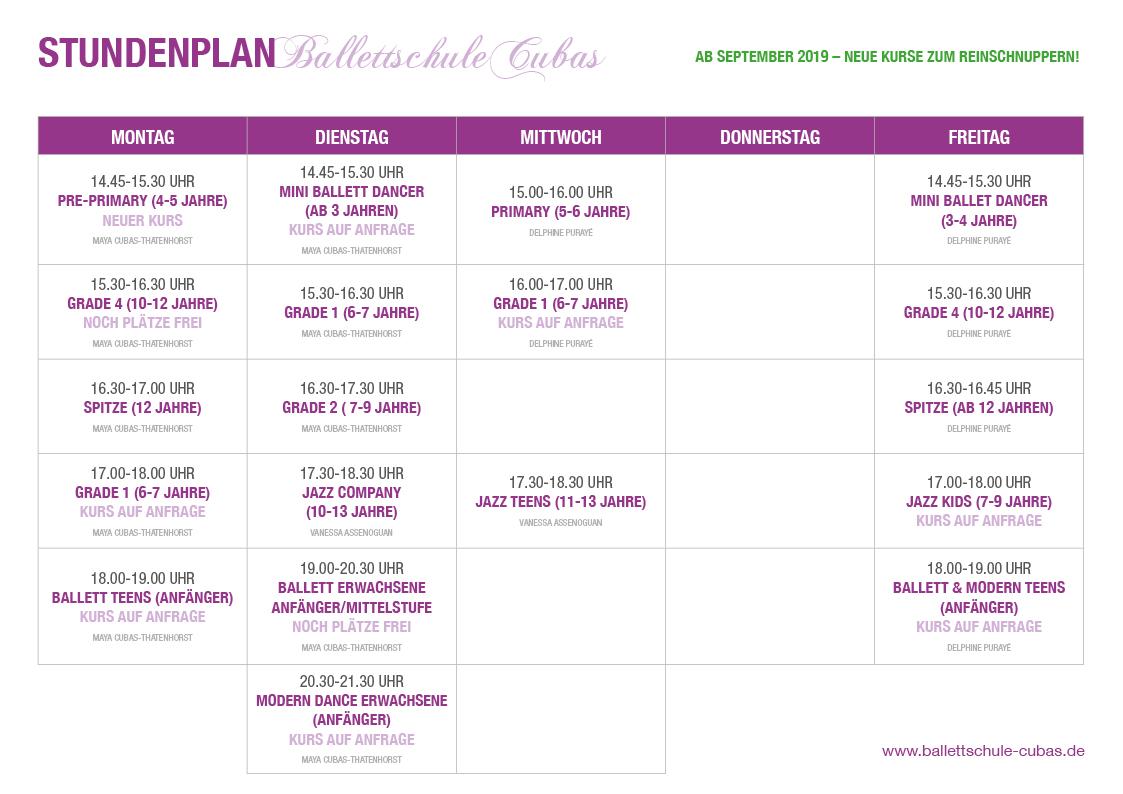 Stundenplan-Ballettschule-Kirchzarten-2019